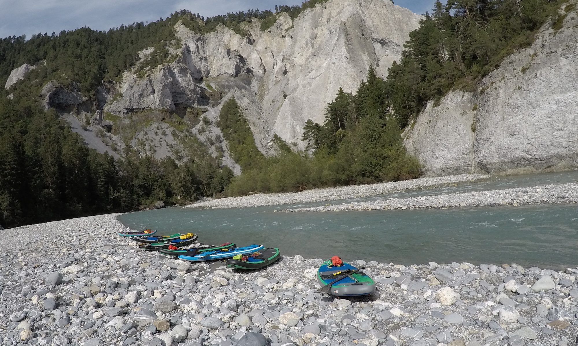 WhiteWater SUP Instructors Meet-Up